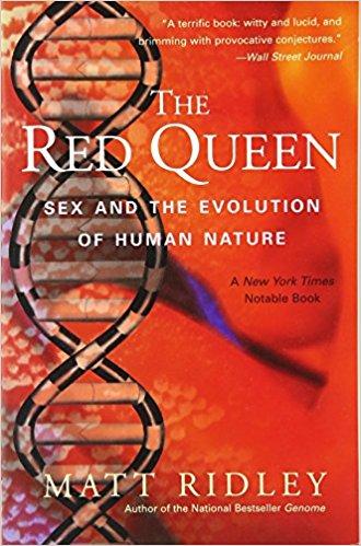 Matt ridley the red queen
