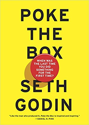 Poke The Box by Seth Godin