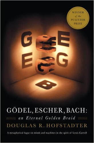 Gšdel, Escher, Bach by Douglas Hofstadter