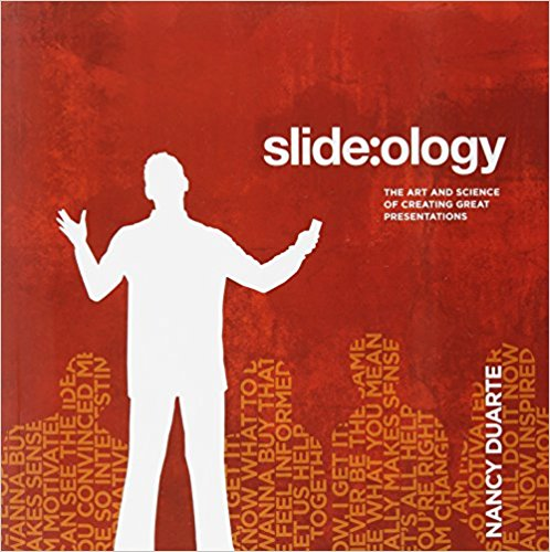Slide:ology by Nancy Duarte