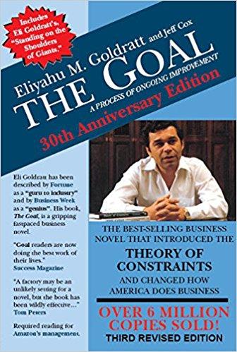 The Goal by Eliyahu M. Goldratt