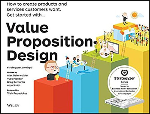 Value Proposition Design by Alex Osterwalder