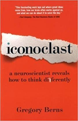 Iconoclast by Gregory Berns