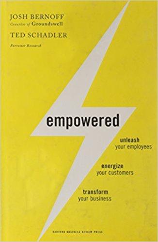 Empowered by Josh Bernoff