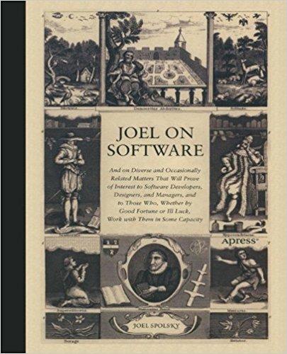 Joel on Software by Joel Spolsky