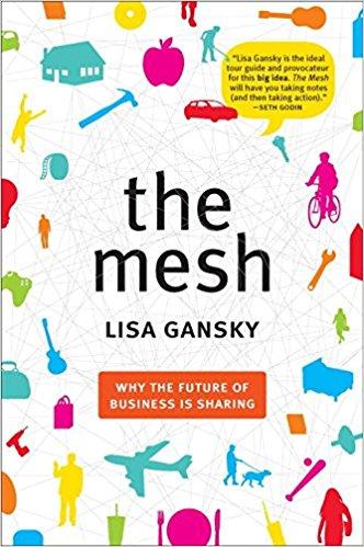 The Mesh by Lisa Gansky