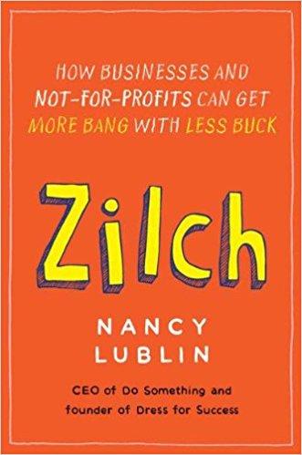 Zilch by Nancy Lublin