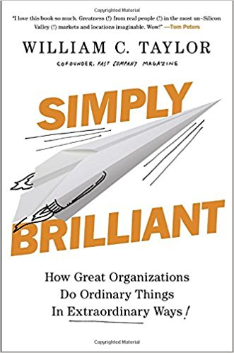 Simply Brilliant by William Taylor